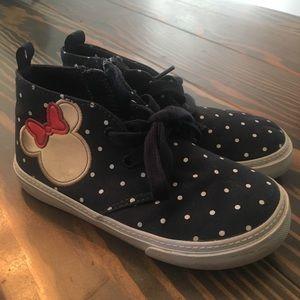 Gap x Disney Minnie Sneaker EUC